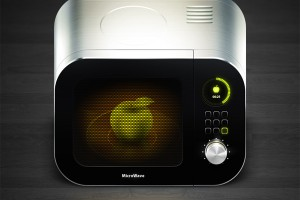 Microwave cooking is healthy