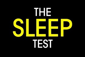 sleep test by Richard Wiseman