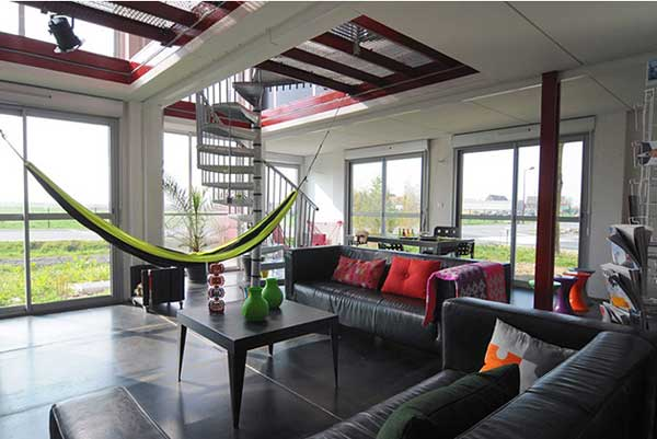 Maison-Container-Life-Residence-interior