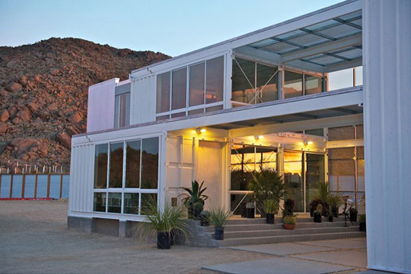 Mojave-Desert-Shipping-Container-Home