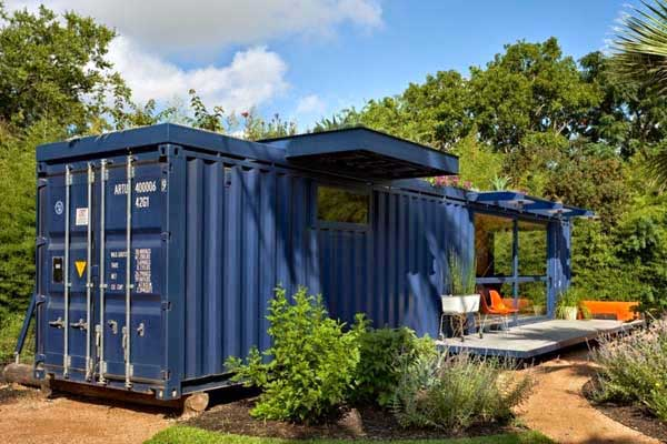 19 cool shipping container homes critical cactus - Most beautiful shipping container guest house ...