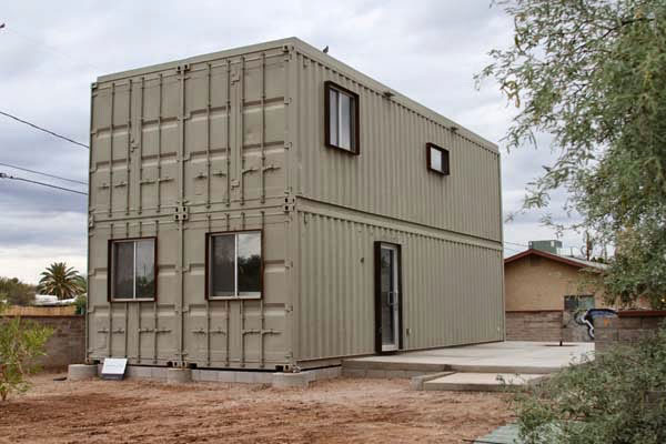 19 Cool Shipping Container Homes – Critical Cactus Six Shipping Container Home Plans on prefab home plans, semi-trailer home plans, conex container homes plans, storage trailer home plans, three story home plans, sip home plans, 5 bed home plans, warehouse home plans, barn home plans, conex box home plans, shipping containers into homes, steel home plans, shipping crate homes plans, 28 x 40 home plans, large garage home plans, off grid home plans, classic home plans, 24x40 home plans, v-shaped home plans, shipping containers for homes,