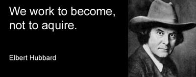 Work-to-become-Elbert-Hubbard