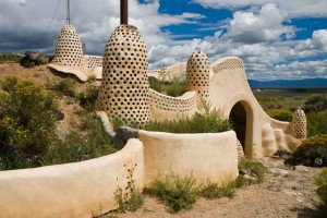 Earthship benefits
