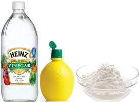 vinegar-lemon-juice-baking-soda