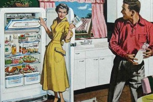 how to be frugal in the kitchen, back to the old values