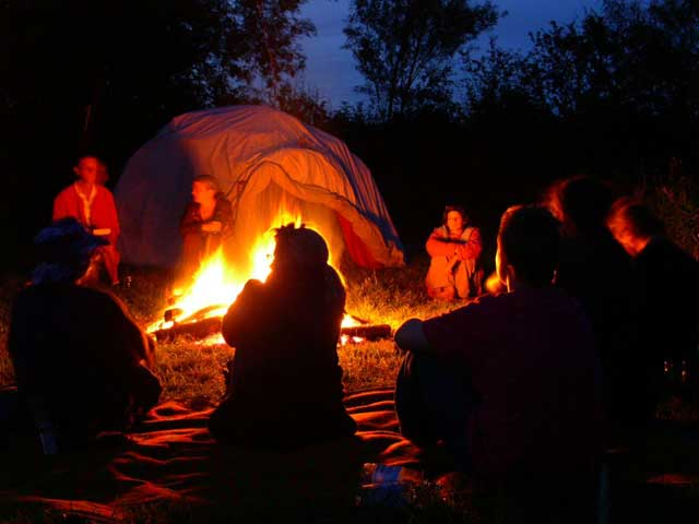 sweat-lodge