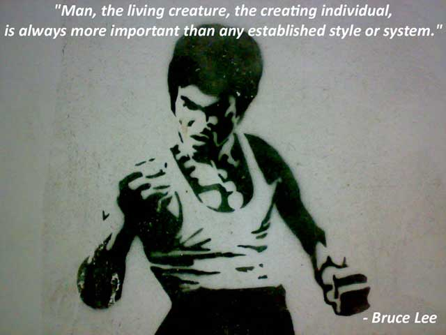 Bruce-Lee-man-living-creating-quote