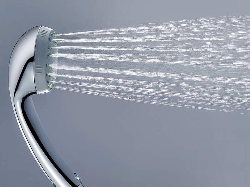 Water saving showerhead