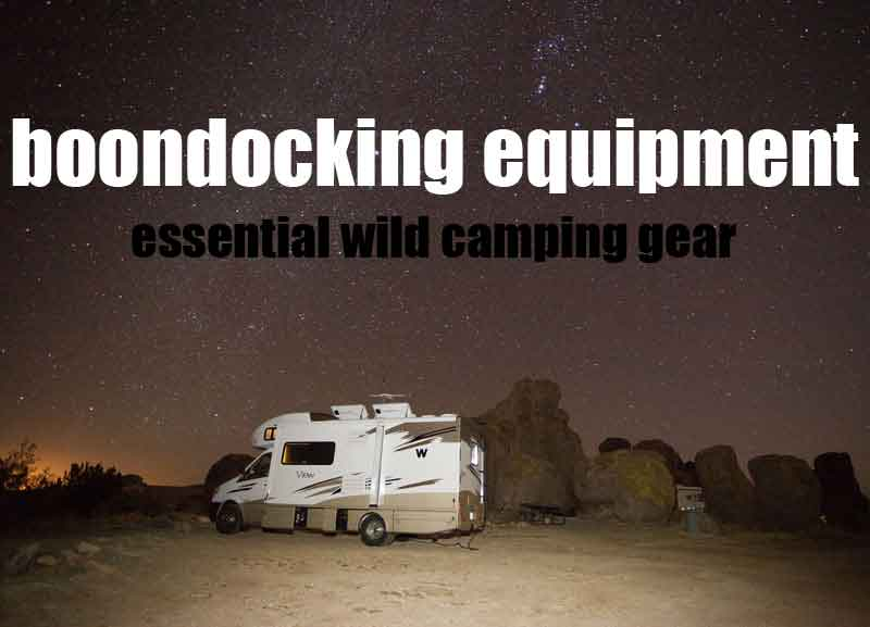 boondocking-equipment-guide-essential-wild-camping-gear