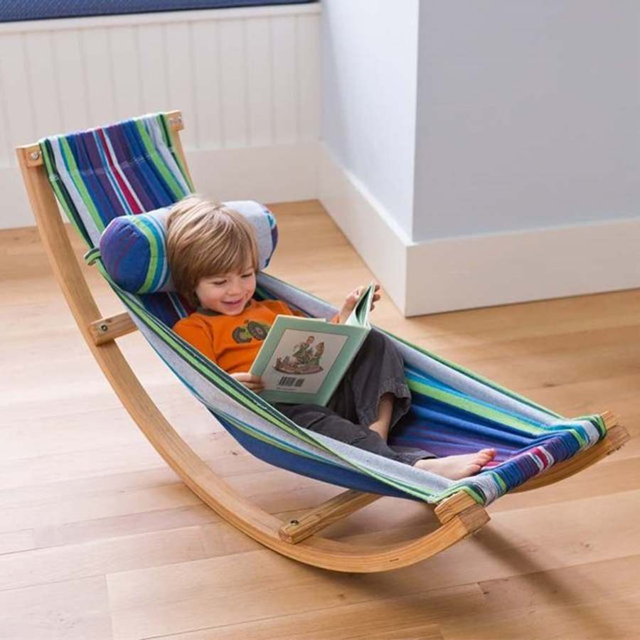 hammock rocking chair combo